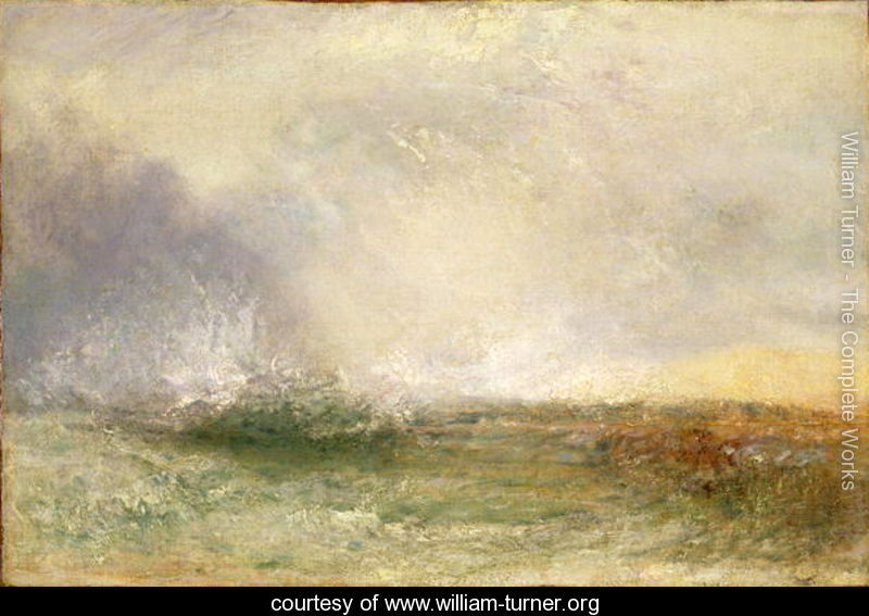 Stormy-Sea-Breaking-on-a-Shore,-1840-5-large