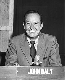 220px-John_Daly_1952_It's_News_to_Me