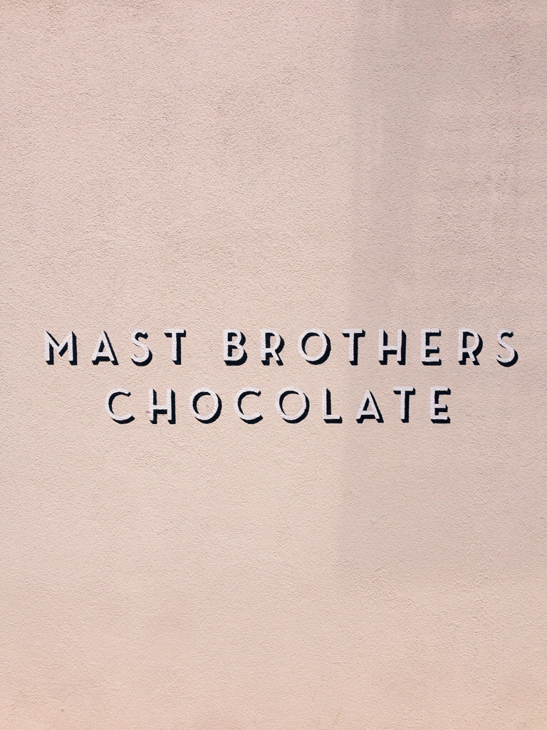 mast brothers chocolate by Silviu Tolu