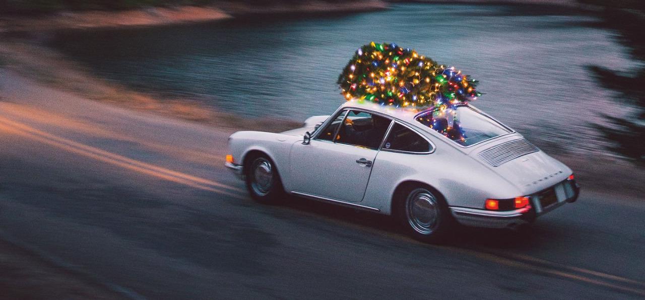 porsche_christmastree